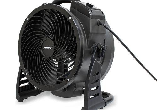 Axial Fans with Ozone Generator